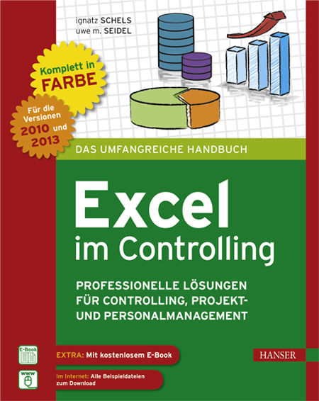 ExcelControlling Hanser450